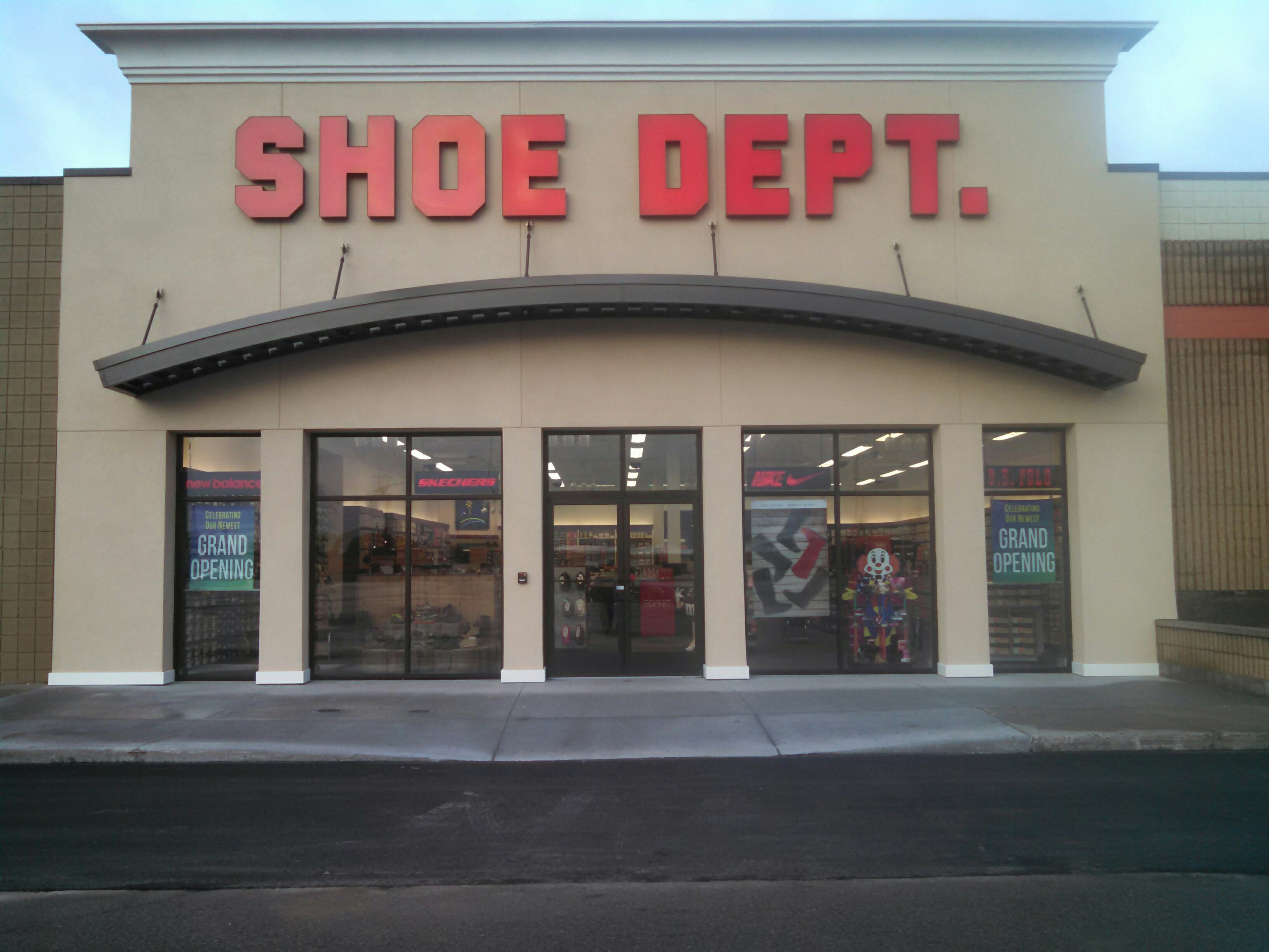 The dept shoe pictures